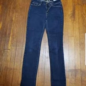 Junior Size 3 Bullhead  Straight Leg Denim Jean
